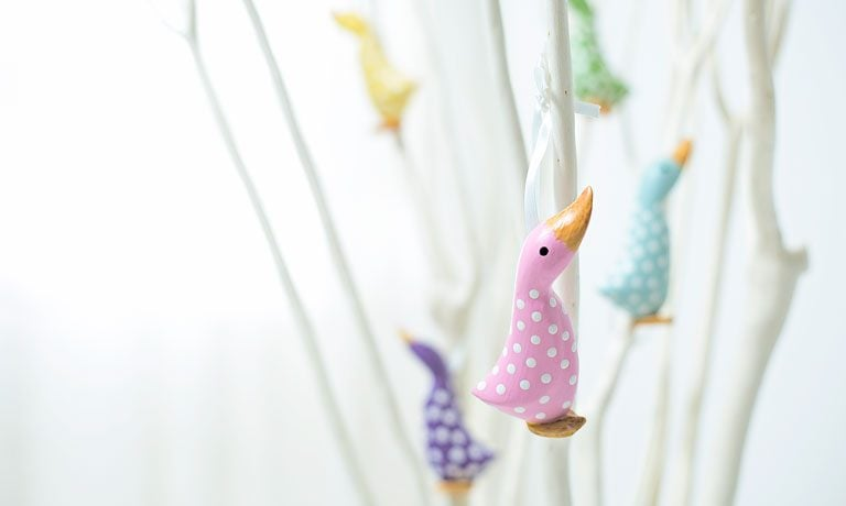 Easter gifts and home décor ideas for all the family!