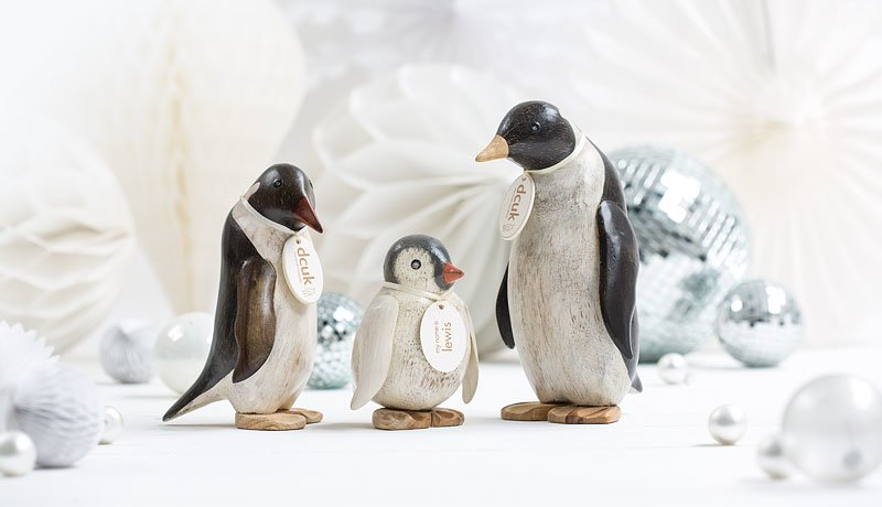 Quacking Christmas Themed Gift and Decor Ideas