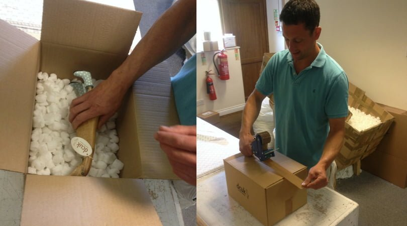 gift boxing, gift wrap, personalisation