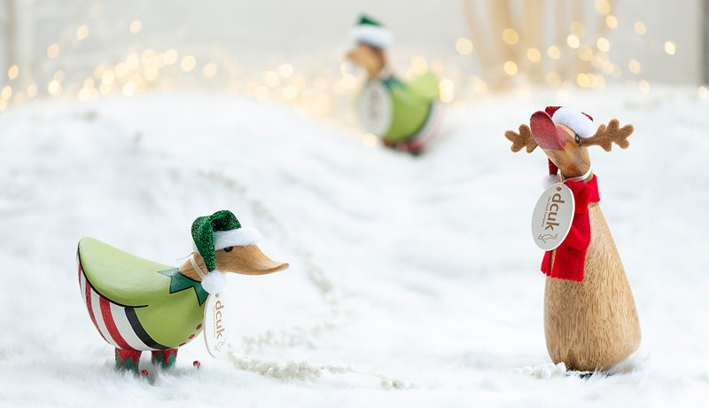 Christmas Duck.Christmas Gift Ideas By Dcuk New Festive Gifts For 2018