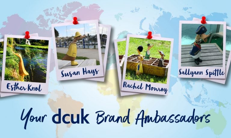 Meet Our New DCUK Brand Ambassadors