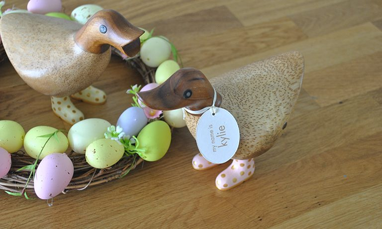 An Easter Egg Hunt with DCUK's Adorable Duckys