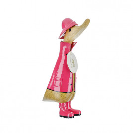 Pink Raincoat Duckling