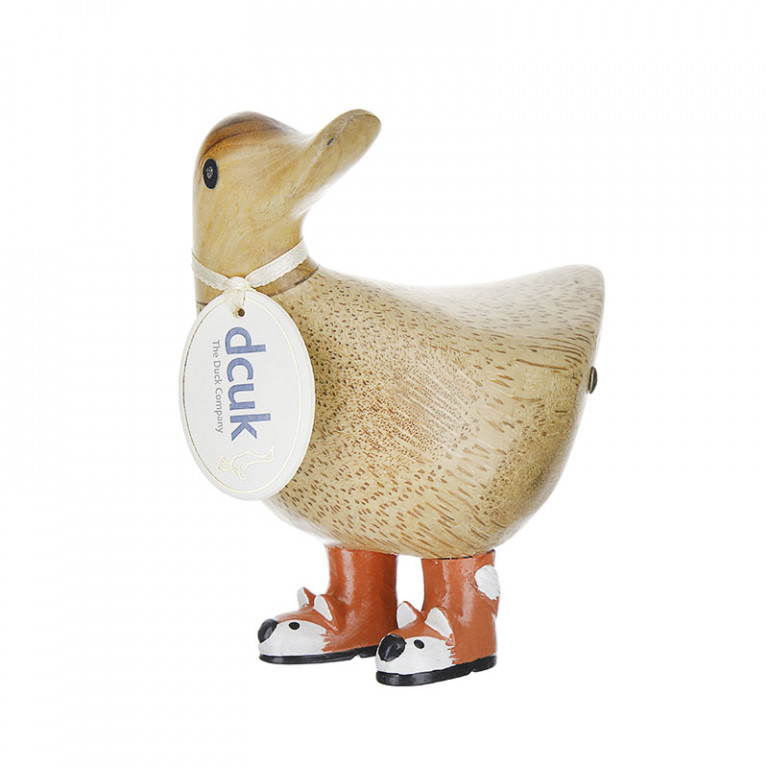 Wild Welly Ducky – Fox