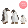 Painted Emperor Penguin - Family