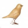 Garden Bird - Natural Finish