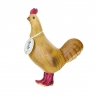 Disco Hen with Sparkly Pink Boots