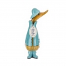 Blue Raincoat Duckling