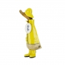 Yellow Raincoat Duckling