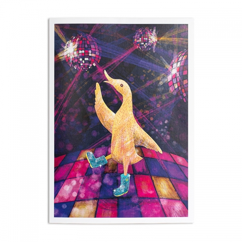 Greeting Card (Disco)