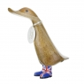 Natural Welly Duckling - Union Jack